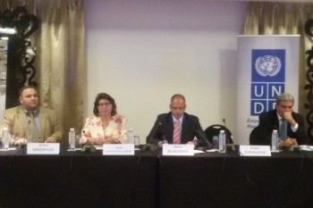 Regional Meeting of Practitioners in Disaster Risk Reduction from 20 Countries opens in Belgrade