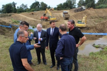 Reconstruction of All Lazarevac Dams Set for mid-November Completion