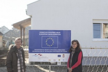 European Union Supported over 60,000 Flood-affected citizens